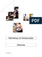Manual de Marketing Na Restauração