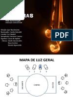 As 3 Fiandeiras mapa de luz