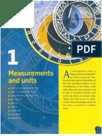 Measurement and Units IGCSE physics