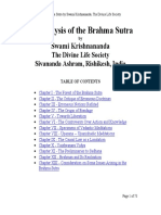 An Analysis of the Brahma Sutra, by Swami Krishnananda.pdf