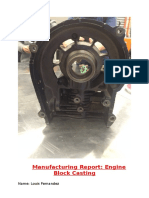 Engine Block Report
