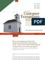 Customer Evangelist