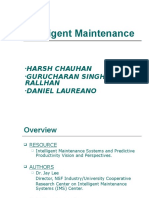 Intelligent Maintenance