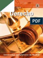 Diptico Grado Derecho UCM
