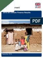 2016 UK Climate Finance Results2