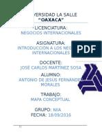 TIPOS Y MODALIDADES ARANCELARIAS