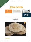 Pan Árabe - Recetas de Cocina Casera - Recetas Fáciles y Sencillas