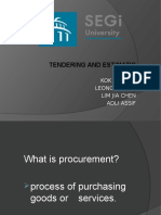 Presentation-Traditional Procurement Method