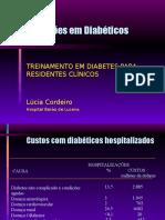 infecção em diabetes