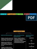 Basic Motivational Processes