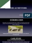 Leaders as Mentors