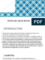 Porter and Lowler Method