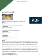 Xavicuevas - Roti Con Pollo Al Curry