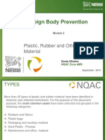 Plastic and Rubber Prevention