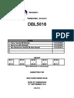 Assignment BizLaw(DBL5018)