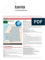 Mauritania Ficha Pais