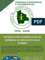 CICB 13 Optimización Economica EPSAS