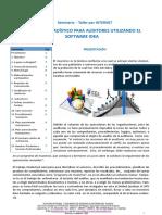 Brochure Muestreo Estadistico Para Auditores - Copia