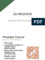 CA Prostate
