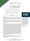 Zika Virus Infection in Pregnant Women in Rio de Janeiro Preliminary Report (1)