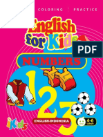English for Kids Numbers
