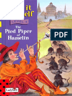 The Pied Piper of Hamelin 1998