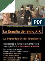 7 La Espac3b1a Del Siglo Xix