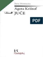 Agota Kristof - Juče.pdf