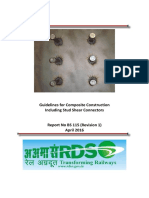 Guidelines for Composite Construction and Shear Connectors