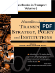 Button & Hensher_Handbook of Transport Strategy, Policy and Institutions__2005