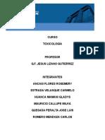 IDENTIFICACION DE PLOMO + reacciones