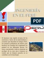 La Ingenieria en El Peru