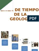 Linea de Tiempo de La Geología