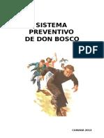 Sistema Preventivo de Don Bosco