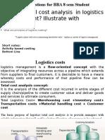 Unit 3- Logistics Costs.pptx