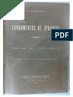 Fundamentos de Teosofia - Jinarajadasa