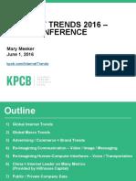2016 Internet Trends Report