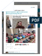 Barbara on Twitter_ _Svenska Barn Påtvingas Islam @Skolinspektion @Socialdemokrat @Sverigesriksdag #Svpol Https___t