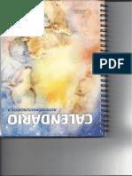 Livro Sobre o Calendário Biodinâmico