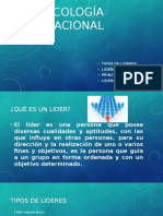 Presentacion Psicologia Organizacional