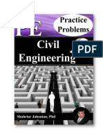 Practice Problems PE Civil.pdf