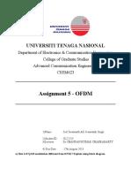 OFDM Assignment