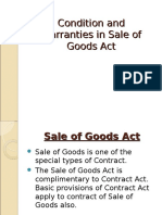 B.law Conditions and Warranties(2) (1)