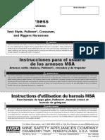 Full Body Harness Instruction Manual - EN MX-ES CA-FR.pdf