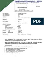 Dry-dock Repair List