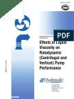 Effects of Liquid Viscosity