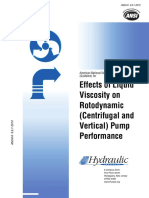Effects of Liquid Viscosity