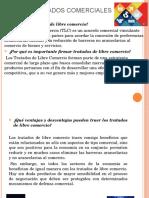 Tratados comerciales Firmados por Perú