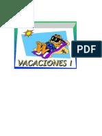 Vivan La Vacaciones
