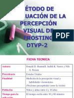 (DTVP-2) Método de Evaluación de La Percepción Visual de Frostig